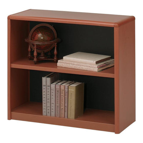 Safco 7170CY 2-Shelf ValueMate® Economy Bookcase - Peazz Furniture