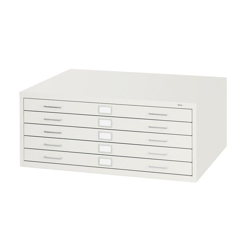Safco Steel Flat File For Documents Drawer 5055