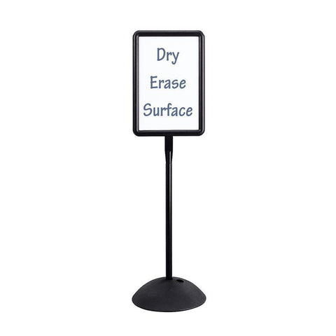 Safco 4117BL Write Way® Rectangle Message Board - Peazz Furniture