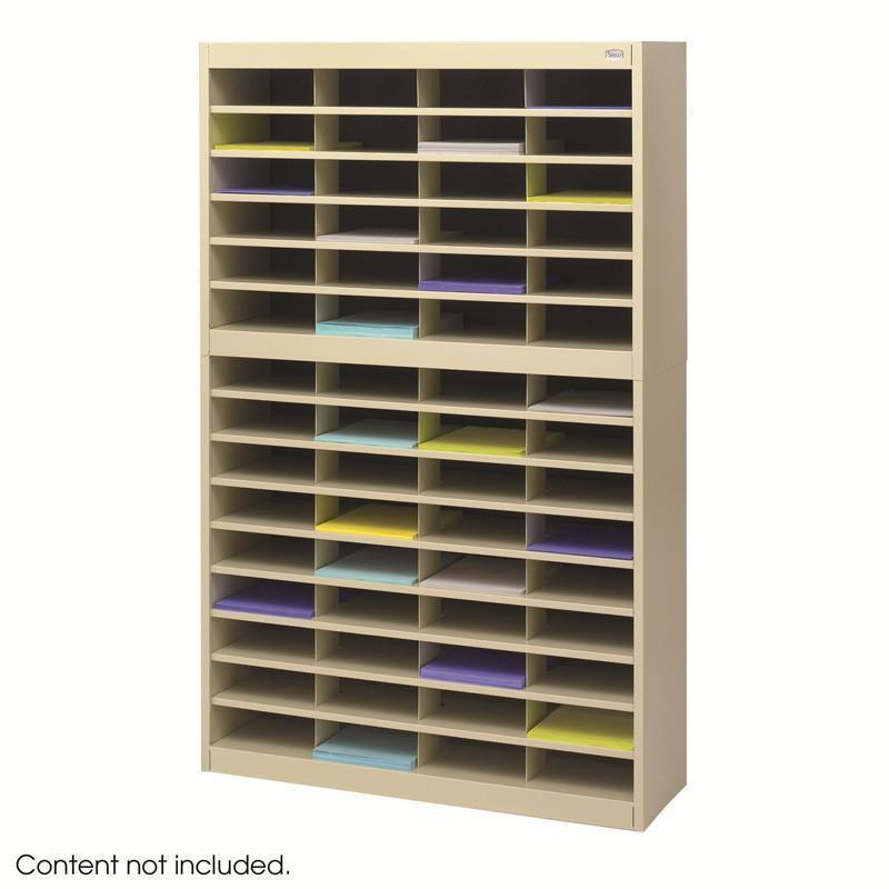 Z Storreg Literature Organizer Letter Size Compartments E 2193 Product Photo