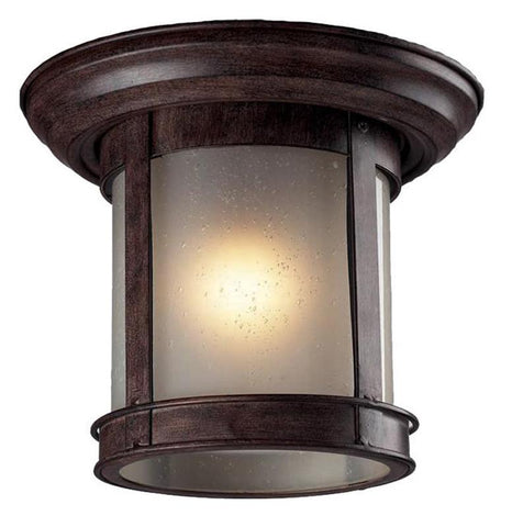 Z-Lite 514f-wb Outdoor Flush Mount Collection Outdoor Flush Mount Light - ZLiteStore