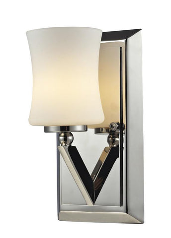 Z-Lite 608-1v-ch Elite Collection 1 Light Vanity Light - ZLiteStore