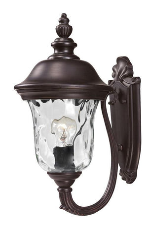 Z-Lite 533s-rbrz Armstrong Collection Outdoor Wall Light - ZLiteStore