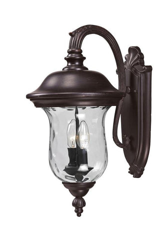 Z-Lite 534m-rbrz Armstrong Collection Outdoor Wall Light - ZLiteStore