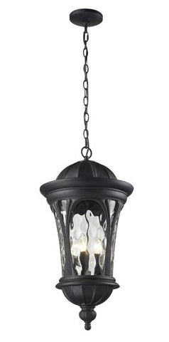Z-Lite 543chm-bk Doma Collection Outdoor Chain Light - ZLiteStore