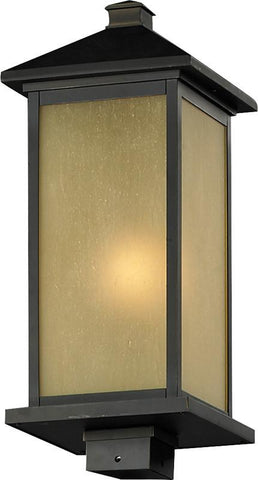 Z-Lite 548phm-orb Vienna Collection Outdoor Post Light - ZLiteStore