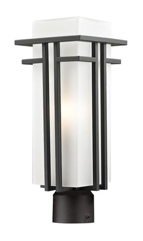 Z-Lite 550PHM-ORBZ-R Outdoor Post Light - ZLiteStore