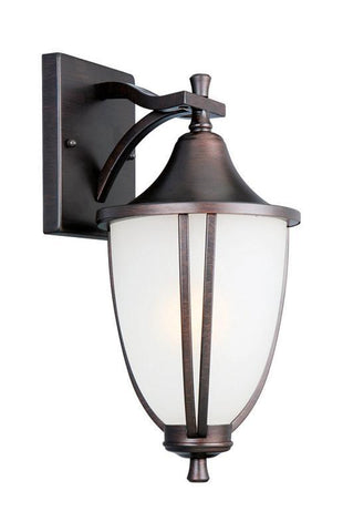 Design House 517797 Ironwood Outdoor Downlight Bb Brushed Bronze - PeazzLighting