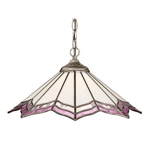 Z-Lite Palace Collection Pewter Finish One Light Pendant - ZLiteStore