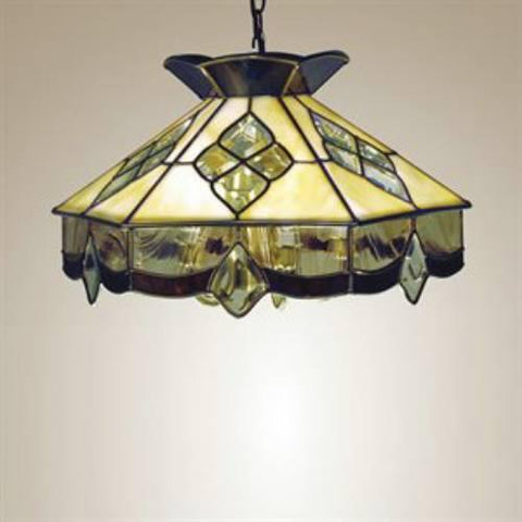 Z-Lite Frontenac Collection Antique Brass Finish Six Light Pendant - ZLiteStore