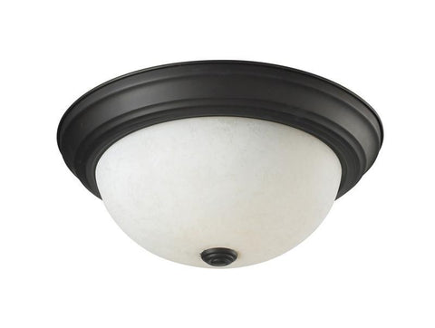 Z-Lite 2117f2 Athena Collection 2 Light Ceiling - ZLiteStore