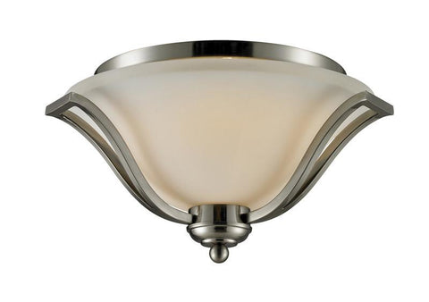 Z-Lite 704f3-bn Lagoon Collection 3 Light Ceiling - ZLiteStore