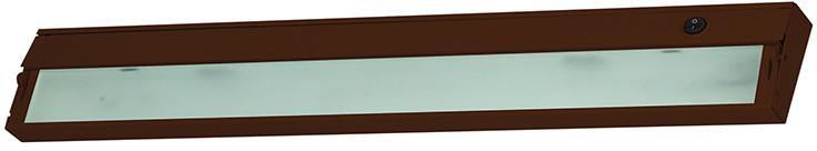 Cornerstone A134UC/15 Aurora 4 Light Under Cabinet Light In Bronze