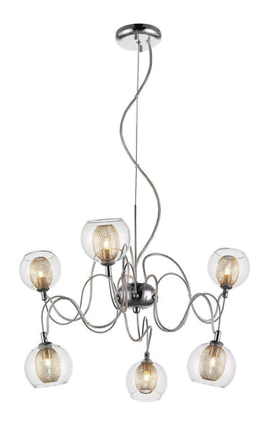 Z-Lite 905-6A 6 Light Chandelier - ZLiteStore