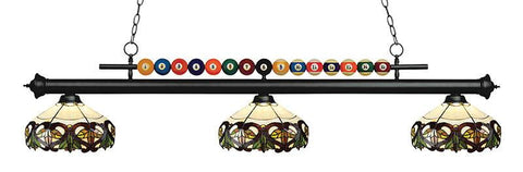Z-Lite 170MB-Z14-33 3 Light Billiard Light - ZLiteStore