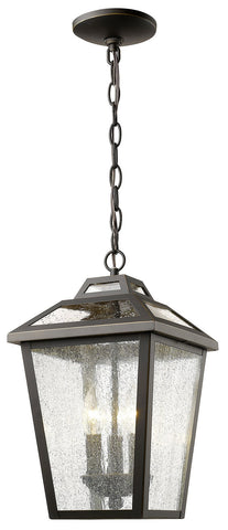 Z-Lite 539CHM-ORB 3 Light Outdoor Chain Light - ZLiteStore