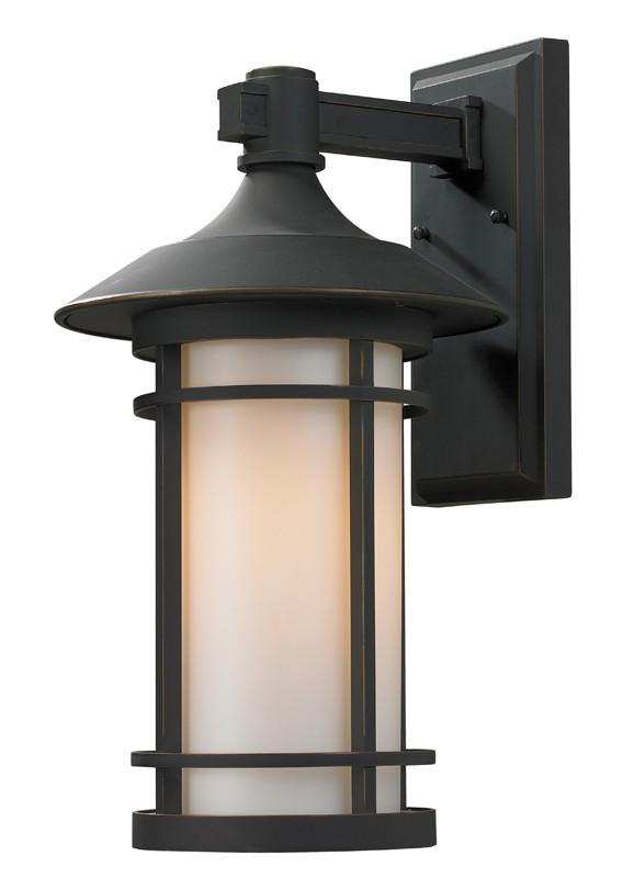 Z-Lite 528B-ORB Outdoor Wall Light
