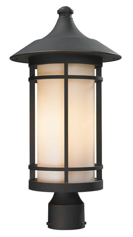 Z-Lite 528PHB-ORB Outdoor Post Light - ZLiteStore