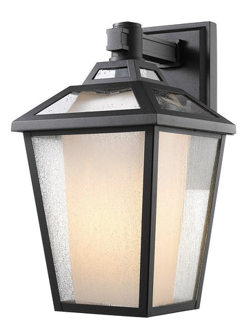 Z-Lite 532M-BK 1 Light Outdoor Wall Light - ZLiteStore