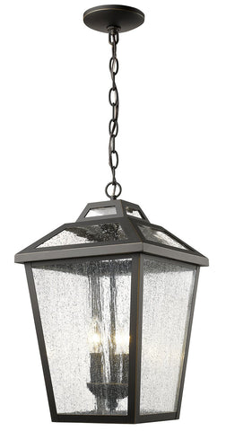 Z-Lite 539CHB-ORB 3 Light Outdoor Chain Light - ZLiteStore
