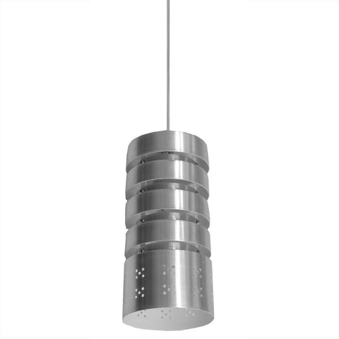 Bromi Design B5101-1 Camden Metal Single Light Mini Pendant B5101-1 - PeazzLighting