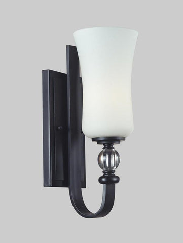 Z-Lite 604-1s Harmony Collection 1 Light Wall Sconce - ZLiteStore