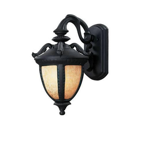 Z-Lite Winchester Collection Black  Finish Outdoor Wall Light - ZLiteStore