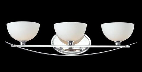 Z-Lite 605-3v Ellipse Collection 3 Light Vanity Light - ZLiteStore