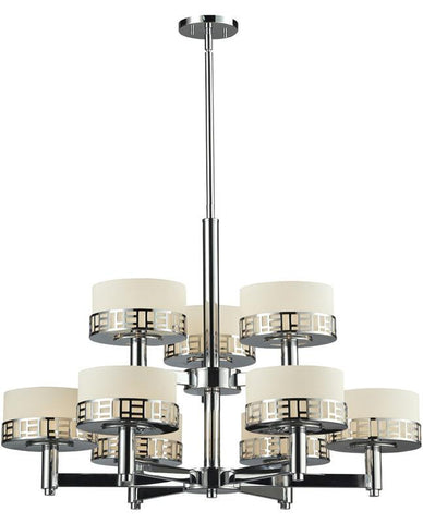 Z-Lite 328-9-CH 9 Light Chandelier - ZLiteStore