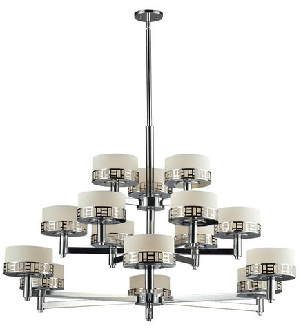 Z-Lite 328-15-CH 15 Light Chandelier - ZLiteStore