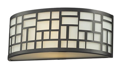 Z-Lite 329-1S-BRZ 1 Light Wall Sconce - ZLiteStore