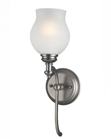 Z-Lite Hollywood Collection Antique Pewter Finish 1 Light Wall Sconce - ZLiteStore