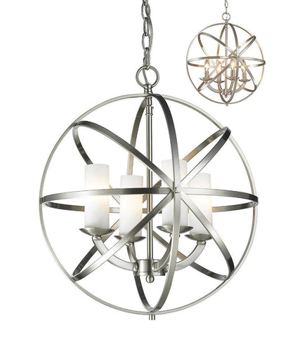 Z-Lite 6017-4S-BN 4 Light Pendant - ZLiteStore