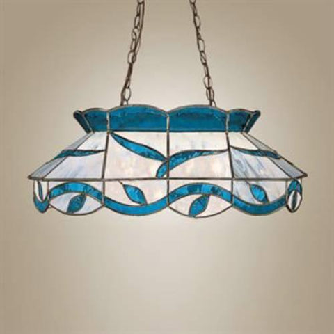 Z-Lite Blue Ivy Collection Pewter Finish Two Light Island/Billiard - ZLiteStore