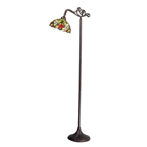 Z-Lite Magnolia Chestnut Bronze 1 Light Bridge Lamp Z10-21BR - ZLiteStore