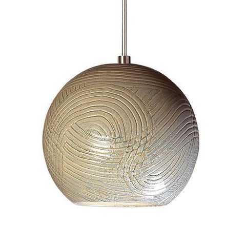 A19 LVMP01-SG Twine Mini Pendant Sagebrush - PeazzLighting