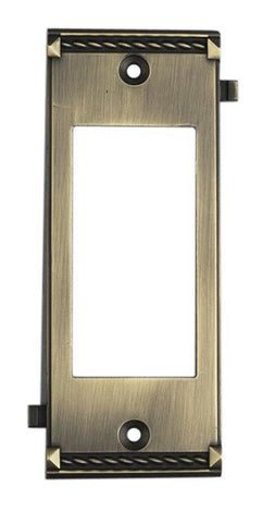 ELK Lighting Clickplates Antique Brass Middle - 2505AB - PeazzLighting