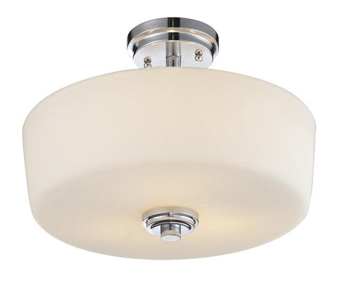 Z-Lite 225SF 3 Light Semi-Flush Mount - ZLiteStore