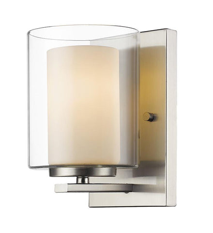 Z-Lite 426-1S-BN 1 Light Wall Sconce - ZLiteStore