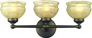 Z-Lite Stershire Collection Olde Bronze Finish Three Lights Vanity - ZLiteStore