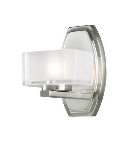 Z-Lite 3007-1v Cabro Collection 1 Light Vanity Light - ZLiteStore
