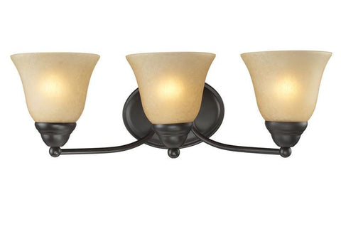 Z-Lite 2114-3v Athena Collection 3 Light Vanity Light - ZLiteStore