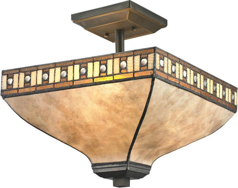 Z-Lite Z14-52SF 3 Light Semi Flush Mount - ZLiteStore