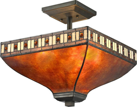 Z-Lite Z14-53SF 3 Light Semi Flush Mount - ZLiteStore