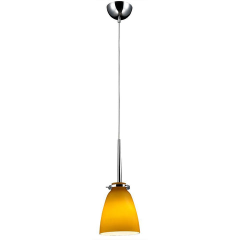 Bromi Design B3002T Belmont Gold Glass Mini Pendant - PeazzLighting