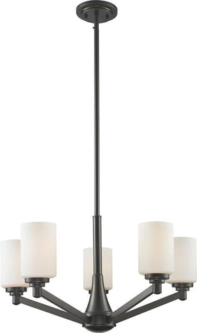 Z-Lite 411-5 5 Light Chandelier - ZLiteStore