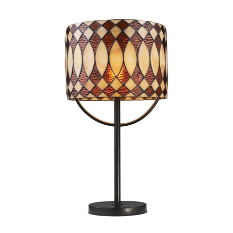 Z-Lite Lancaster Bronze 1 Light Table Lamp Z12-4TL - ZLiteStore