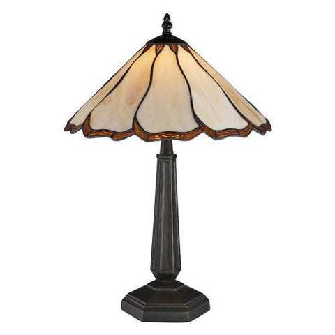 Z-Lite Monarch Bronze 1 Light Table Lamp Z14-3-TL - ZLiteStore