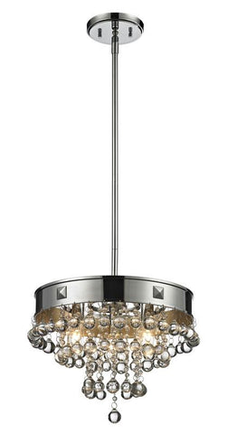 Z-Lite 612-14CH 3 Light Pendant - ZLiteStore