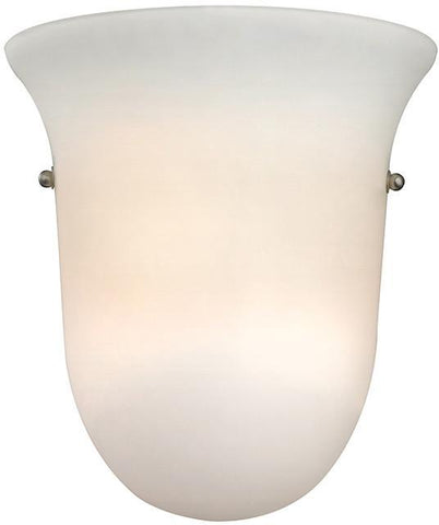 Cornerstone 5121WS/99 1 Light Wall Sconce In Brushed Nickel - PeazzLighting